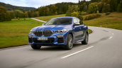 2020 Bmw X6 In Action