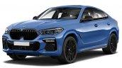 2020 Bmw X6 M Sport Variant