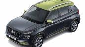 Hyundai Venue Flux Exterior Top View