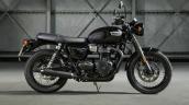 Triumph Bonneville T100 Black Rhs