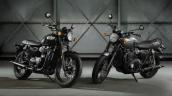 Triumph Bonneville T100 Black Studio