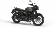 Triumph Bonneville T120 Black Studio Shot