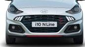 Hyundai I10 N Line Front Fascia