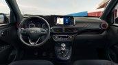 Hyundai I10 N Line Interior Dashboard