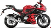 New Benelli 302r Sports Red