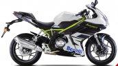 New Benelli 302r White