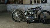 Continental Gt 650 By Sosa Metalworks Night Shot