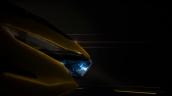New Honda Grazia Teaser Headlight