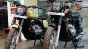 Bs6 Jawa Bikes At Showroom