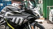 Cfmoto 300sr Black Half Rt