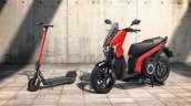Seat Mo Electric Scooters Staic