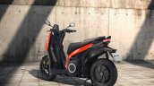 Seat Mo Escooter 125 Rear 3 Quarter