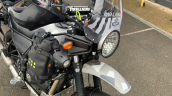 Modified Royal Enfield Himalayan Front