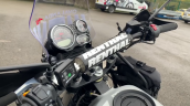 Modified Royal Enfield Himalayan Handlebar