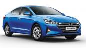 2020 Hyundai Elantra Front 3 Quarter