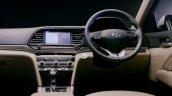 2020 Hyundai Elantra Interior