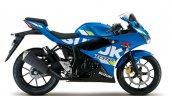 2020 Suzuki Gsx R125 Blue