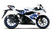 2020 Suzuki Gsx R125 White