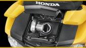 Honda Grazia Bs6 External Fuel Lid