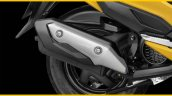 Honda Grazia Bs6 Stylish Muffler Protector