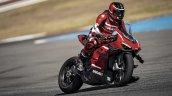 Ducati Superleggera V4 Action Shot