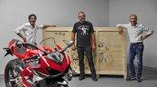 Ducati Superleggera V4 First Unit Delivery
