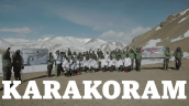 Royal Enfield Himalayan Karakoram Pass Destination