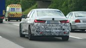 Bmw 3 Series Electric Spied