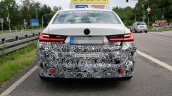 Bmw 3 Series Electric Spy Image