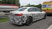 Bmw 3 Series Electric Spy Shot