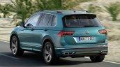 2021 Volkswagen Tiguan Facelift Action