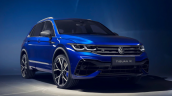 2021 Volkswagen Tiguan Facelift Blue