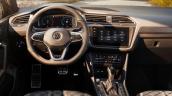 2021 Volkswagen Tiguan Facelift Dashboard