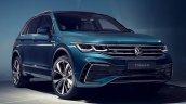 2021 Volkswagen Tiguan Facelift Front 3 Quarter