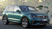 2021 Volkswagen Tiguan Facelift Static