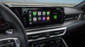 2021 Kia K5 Gt Line Awd Interior Touchscreen