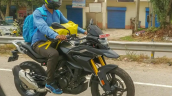 Bs6 Bmw G 310 Gs Spy Shot