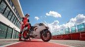 Ducati Panigale V2 White Race Track