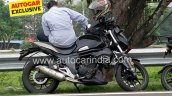 Bs6 Mahindra Mojo 300 Spy Shot
