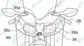 Kawasaki Ninja H2 Sx Radar Patent