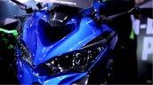 Kawasaki Ninja Zx 25r Blue Front