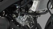 2020 Yamaha Xsr155 Engine