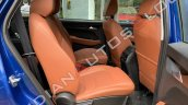 Mg Hector Plus Interior Captain Chairs