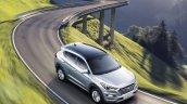 2020 Hyundai Tucson Exterior Action