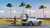 2020 Hyundai Tucson Exterior Handfree Tail Gate