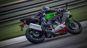 2021 Kawasaki Ninja Zx 6r Krt Edition Action