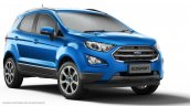 2020 Ford Ecosport Titanium At Studio