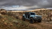 Ford Bronco Four Door Exterior Offroad