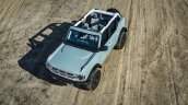 Ford Bronco Four Door Removable Panel