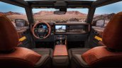 Ford Bronco Interior Cabin Design